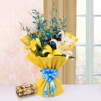 Flower Love Hamper