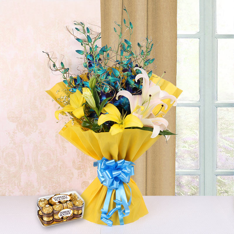 Flower Love Hamper