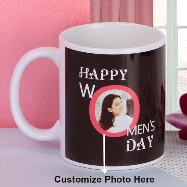 Womens Day Personalised Coffee Mug