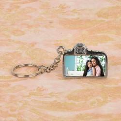 Personalised Camera Key Chain