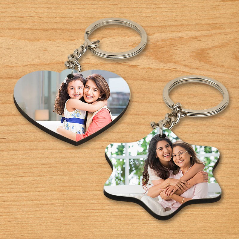 Personalised Key Chain Combo