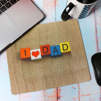 3D Design Mouse Pad for Dad