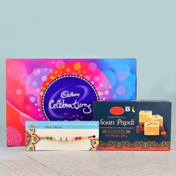 Excellent Rakhi Hamper