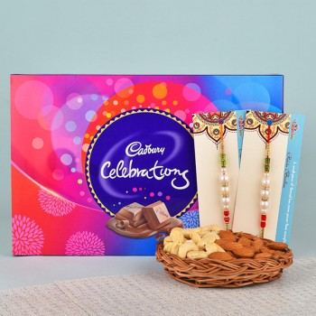 Exquisite Rakhi Gift Hamper