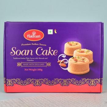 Appealing Soan Cake
