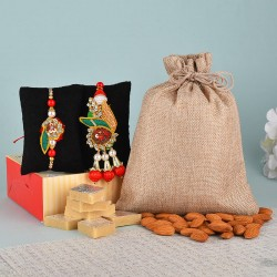 Bhaiya Bhabhi Celebration Hamper