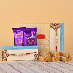 Tantalizing Rakhi Delight