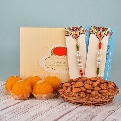 Attractive Rakhi Surprise