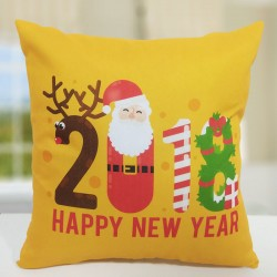 Xmas New Year Cushion