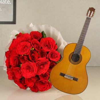 Acoustic Floral Love