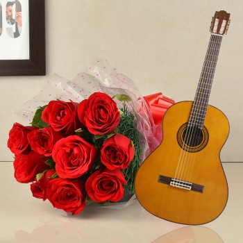 Rhapsodic Red Roses