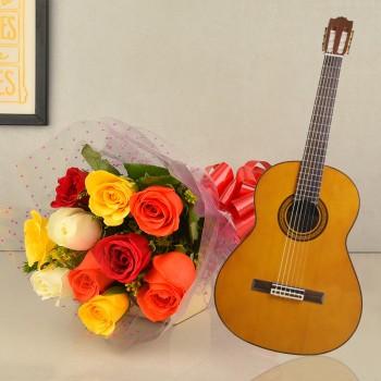 Sweet-toned Roses