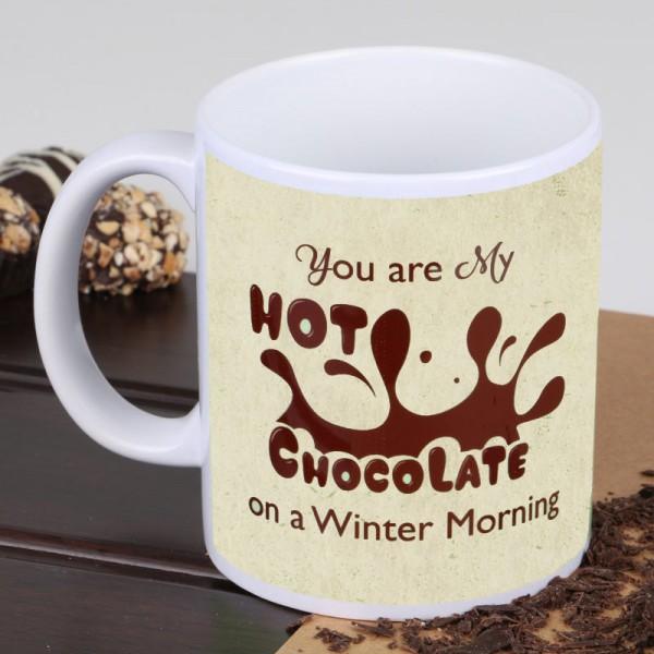 Happy Chocolate Day Mug