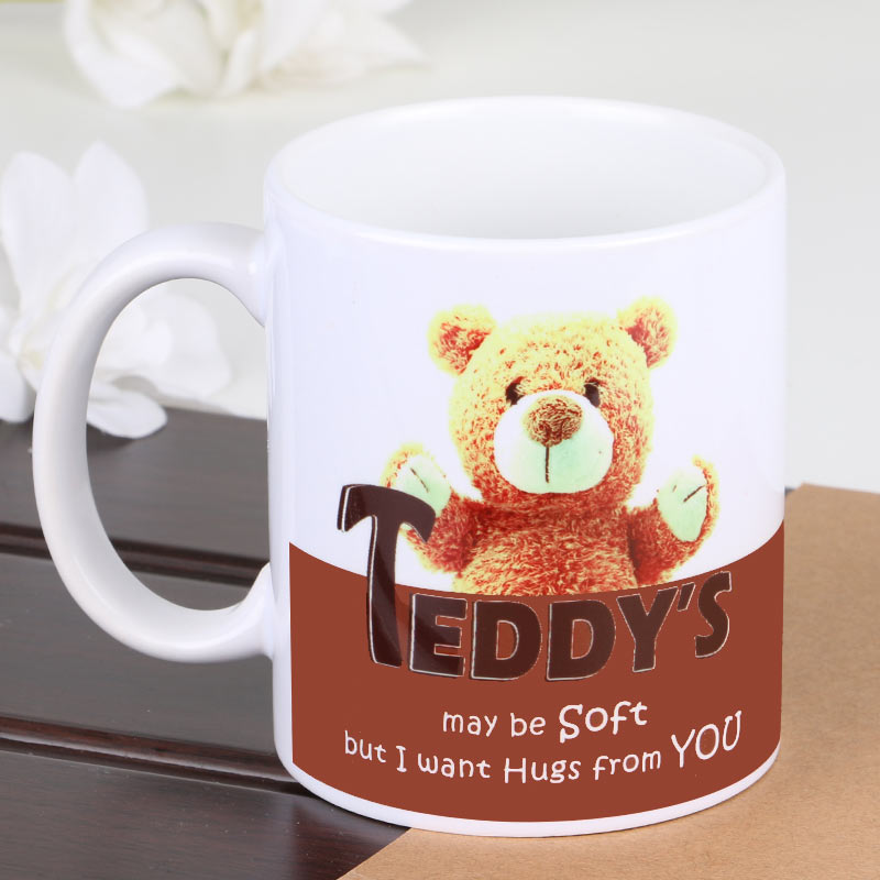 Teddy Hug Mug