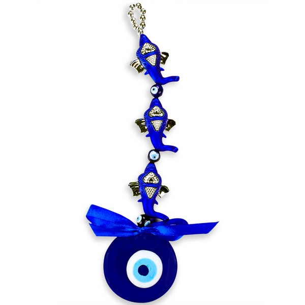 Ganesha Evil Eye Wall Hanging