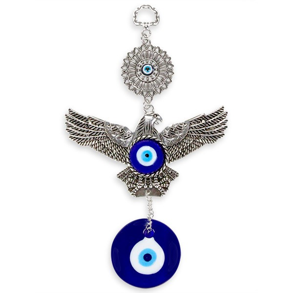 Eagle Evil Eye Wall Hanging