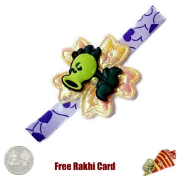 Kids Rakhi with a Free Silver Coin