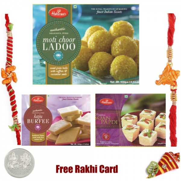 Haldiram Rakhi Bumper Offer