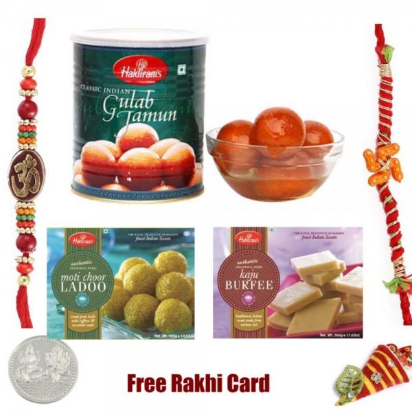 Haldiram Rakhi Super Pack