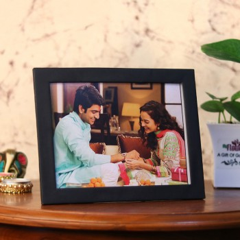 One Photo Frame for Raksha Bandhan