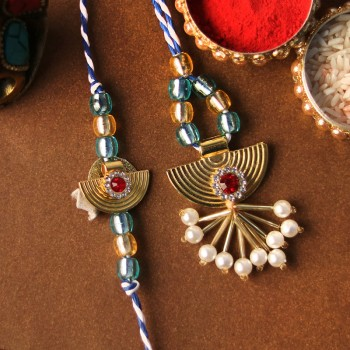 Send Metal Rakhi Online