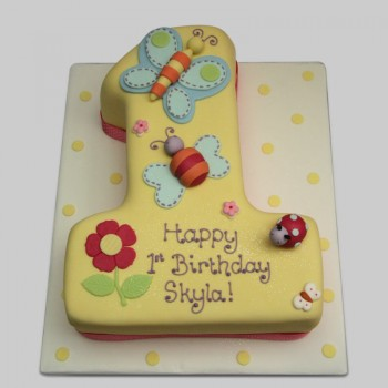 1st Birthday Cake For Kids