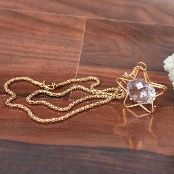 Star Shape Designer Pearl Pendant