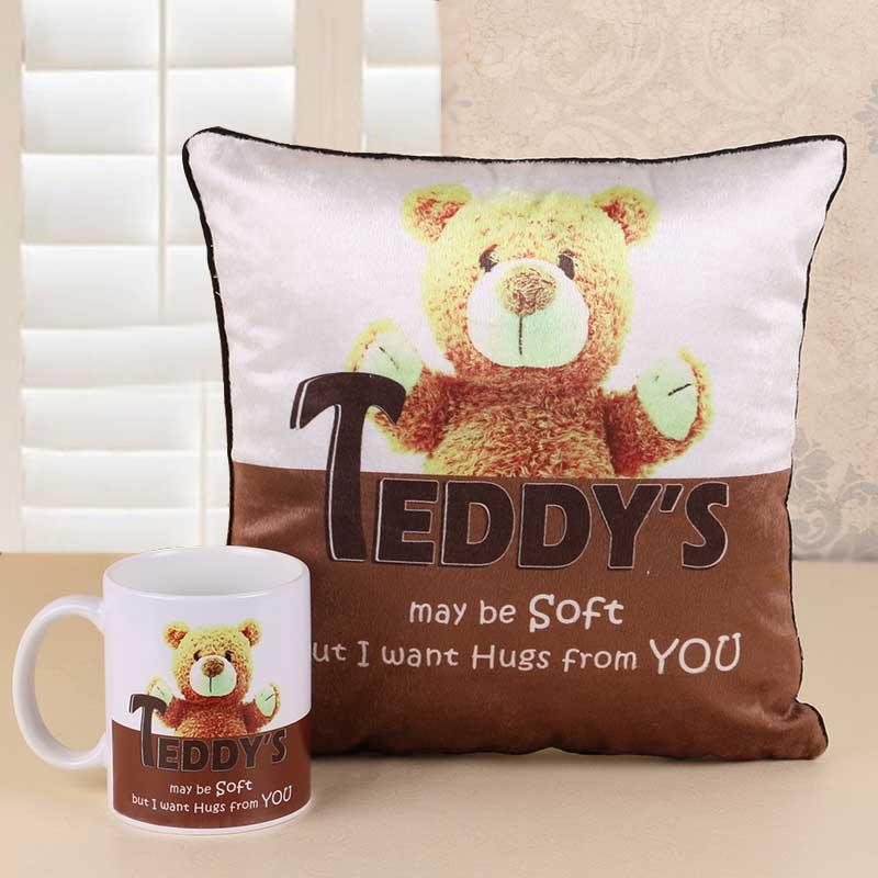 Teddy Hug Combo
