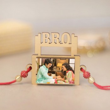 Personalised Bro Rakhi
