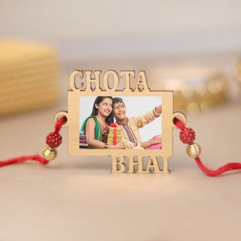 Personalised Chota Bhai Rakhi
