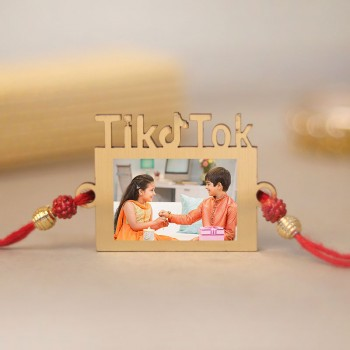 Personalised Tik Tokers Rakhi