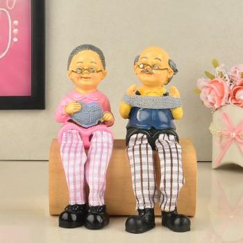 Dada Dadi Doll Set