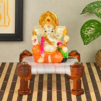 Impressive Charpai Ganesha