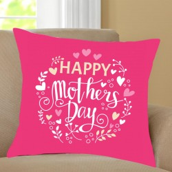 Majestic Pink Mothers Day Cushion