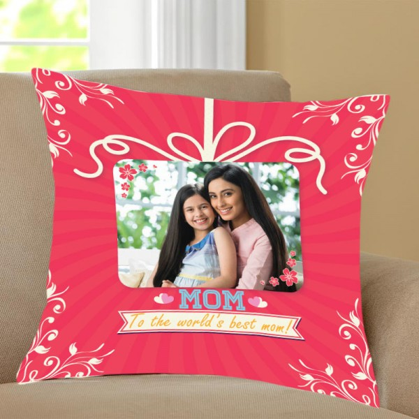 Special Personalised Cushion for Mother