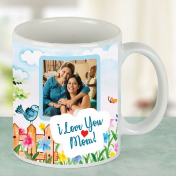 Special Printed Quote Personalised Mug for Mother