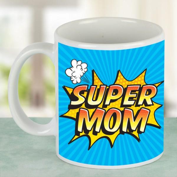 White Mug for Mother