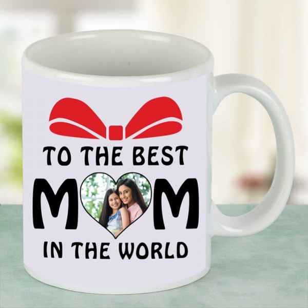 Printed Quote Personalised Coffee Mug for Mother