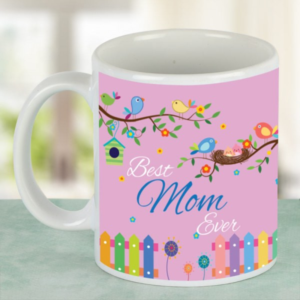 Printed Quote Mug for Mother
