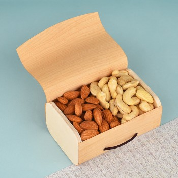 Dryfruit Gift Box of Almond and Cashew