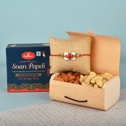 Ravishing Rakhi Hamper