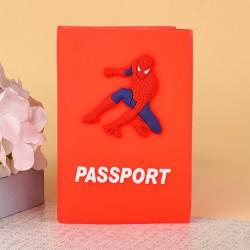 Spiderman Passport Holder
