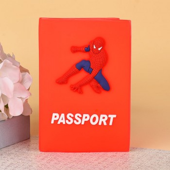 Spiderman Passport Cover