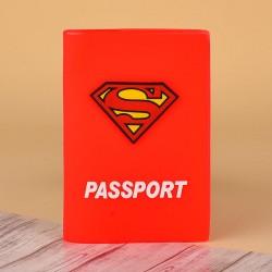 Superman Passport Holder