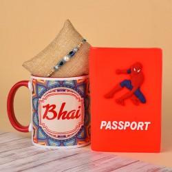 Funky Rakhi Gift