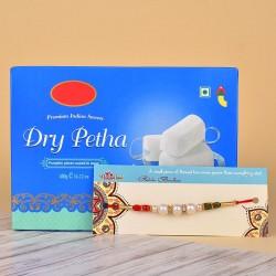 Pearl Rakhi N Dry Petha