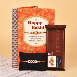 Buy rakhi greeting cards online send raksha bandhan cards to beaming rakhi celebration m4hsunfo