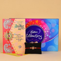 Traditional Rakhi Gift Hamper