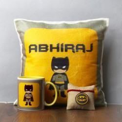 Batman Rakhi Combo