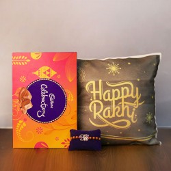 Best Bro Rakhi and Celeberation Combo